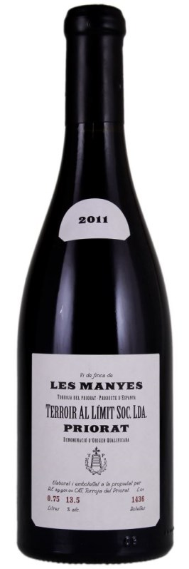 2011 Les Manyes, Terroir al Limit | Image 1