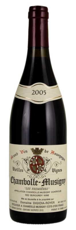 2005 Chambolle Musigny Vieilles Vignes Les Fremières, Digioia-Royer | Image 1