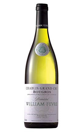 2017 Chablis Grand Cru Bougros, Domaine William Fèvre