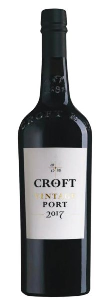 2017 Vintage Port, Croft