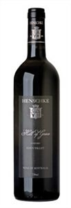 2001 Hill of Grace Shiraz, Henschke