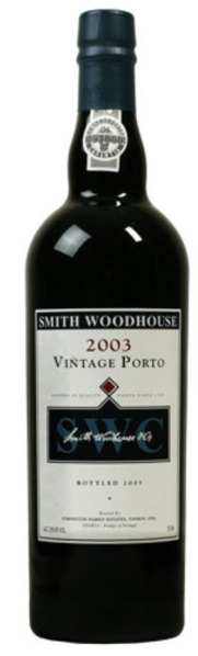 2003 Vintage Port, Smith Woodhouse